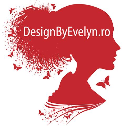 Mi-am creat un nou logo. S-ar putea ca tu să nu-l ştii nici pe vechiul (ceea ce înseamnă fie că nu ai vizitat niciodată www.designbyevelyn.ro, fie că nu ai reţinut logo-ul meu; cel mai probabil, prima variantă 😦 ), aşa că permite-mi să te informez: Acesta seamănă foarte mult cu primul, doar că este mai stilizat decât acela. Anyway, nu garantez că este varianta finală. S-ar putea să-l mai modific de vreo 537.842 de ori până să decid definitiv cum îmi place. Între timp, dacă ai sugestii, notează-le pe o hârtie şi… păstrează-le pentru tine. 🙂